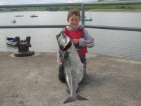ronan-with-specimen-coalfish