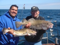 mike-and-uriel-with-some-fine-cod-2011